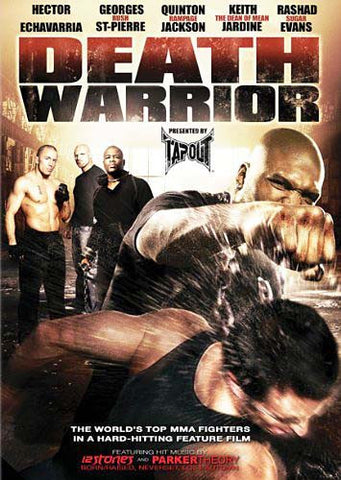 Death Warrior DVD Movie