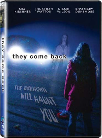 They Come Back DVD Movie