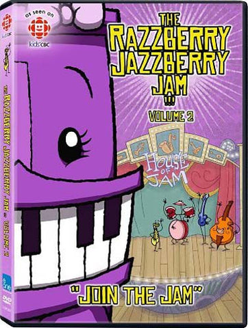 The Razzberry Jazzberry Jam - Volume 2 DVD Movie
