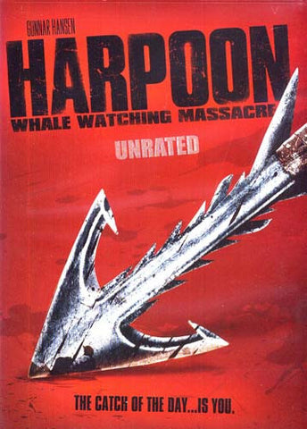 Harpoon - Whale Watching Massacre (Unrated Edition) DVD Movie