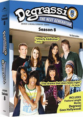 Degrassi - The Next Generation - Season 8 (Boxset)
