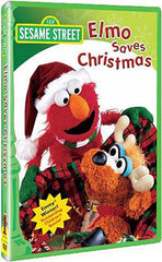Elmo Saves Christmas - (Sesame Street)
