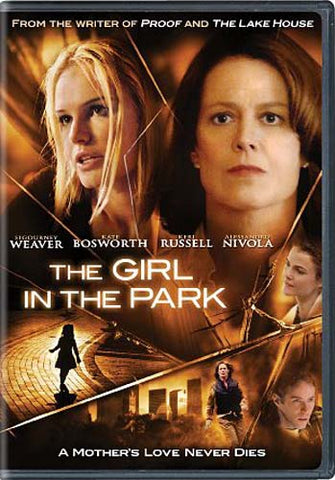 The Girl in the Park(bilingual) DVD Movie