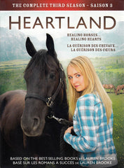 Heartland - The Complete Third Season (3rd) (Boxset) (Bilingual)