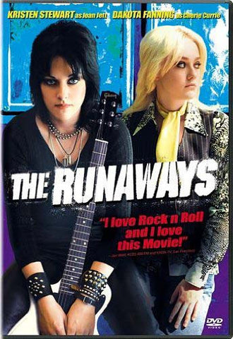 The Runaways DVD Movie