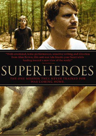 Superheroes DVD Movie