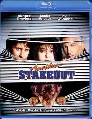 Another Stakeout (Blu-ray) BLU-RAY Movie