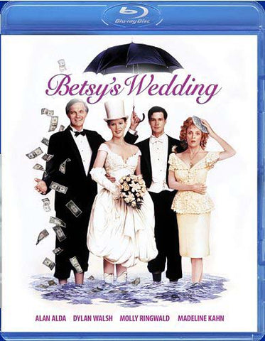 Betsy s Wedding (Blu-ray) BLU-RAY Movie