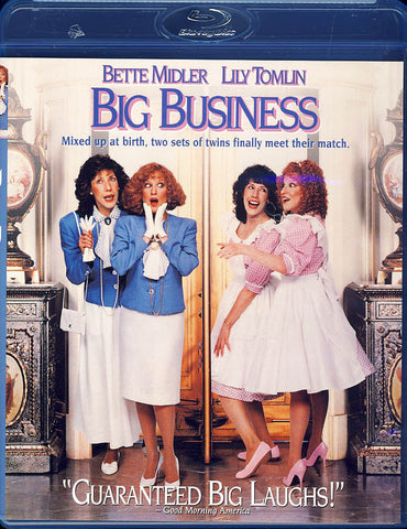 Big Business (Blu-ray) BLU-RAY Movie