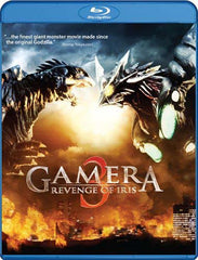 Gamera 3 - Revenge of Iris (Blu-ray)