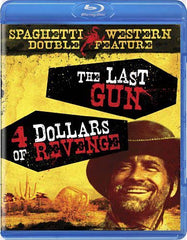 The Last Gun / 4 Dollars of Revenge (Spaghetti Western Double Feature Vol. 2) (Blu-ray)