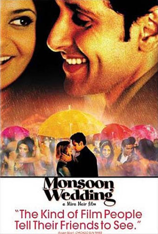 Monsoon Wedding DVD Movie