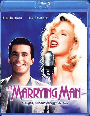 The Marrying Man (Blu-ray) BLU-RAY Movie