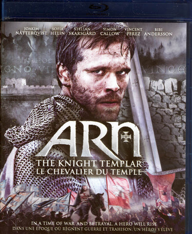 Arn - The Knight Templar (bilingual) (Blu-ray) BLU-RAY Movie