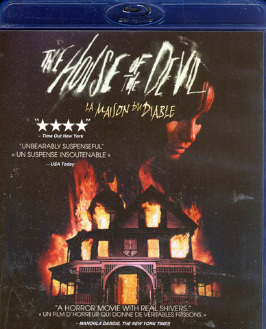 The House of the Devil (Bilingual) (Blu-ray) BLU-RAY Movie