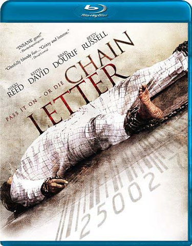 Chain Letter (Blu-ray) BLU-RAY Movie