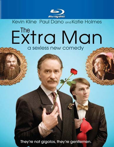 The Extra Man (Blu-ray) BLU-RAY Movie