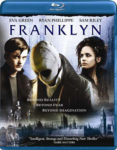 Franklyn (Blu-ray) BLU-RAY Movie