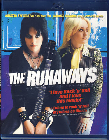 The Runaways (Bilingual) (Blu-ray) BLU-RAY Movie