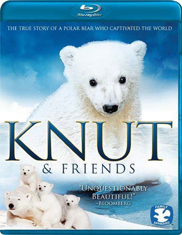 Knut And Friends (Blu-ray) BLU-RAY Movie