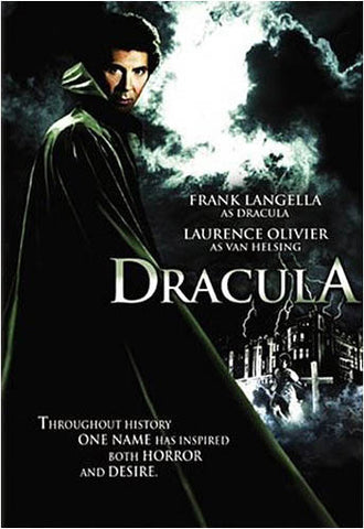 Dracula (Frank Langella) (Widescreen) DVD Movie