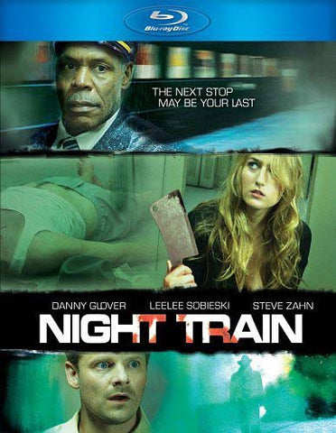 Night Train (Blu-ray) BLU-RAY Movie