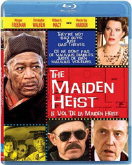 The Maiden Heist (Blu-ray)