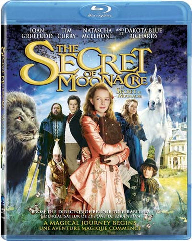 The Secret of Moonacre (Bilingual) (Blu-ray) BLU-RAY Movie