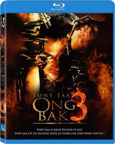 Ong Bak 3 (Bilingual) (Blu-ray) BLU-RAY Movie