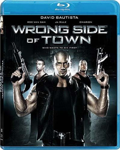 Wrong Side of Town(Blu-ray) BLU-RAY Movie
