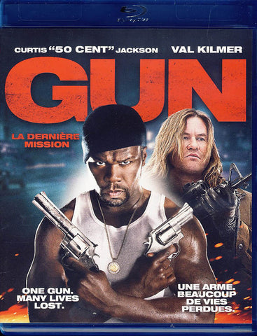 Gun (50 Cent) (Bilingual) (Blu-ray) BLU-RAY Movie