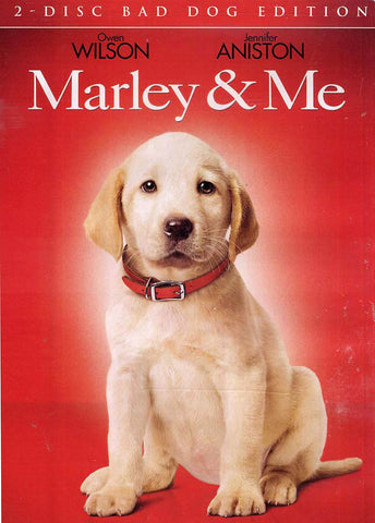 Marley and Me (Two-Disc Bad Dog Edition) DVD Movie