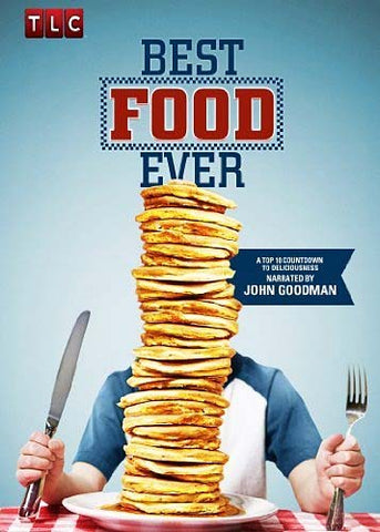 Best Food Ever DVD Movie