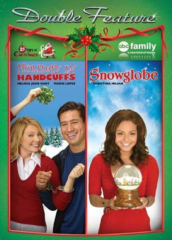 Holiday in Handcuffs/Snowglobe (Double Feature) DVD Movie