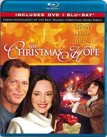 The Christmas Hope (DVD+Blu-ray Combo) (Blu-ray) BLU-RAY Movie