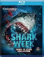Shark Week - Jaws of Steel Collection (Blu-ray)