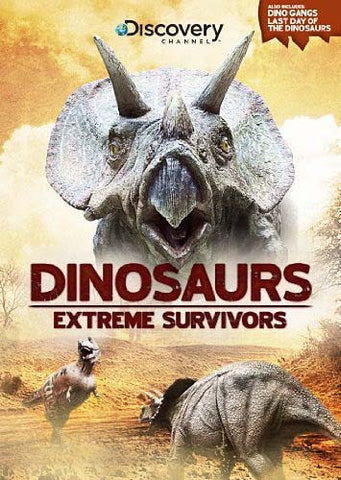 Dinosaurs: Extreme Survivors DVD Movie