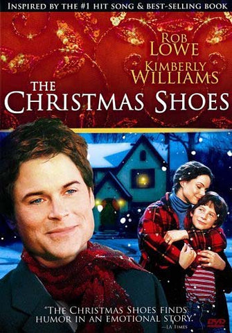 The Christmas Shoes DVD Movie