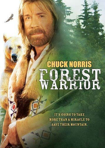 Forest Warrior DVD Movie