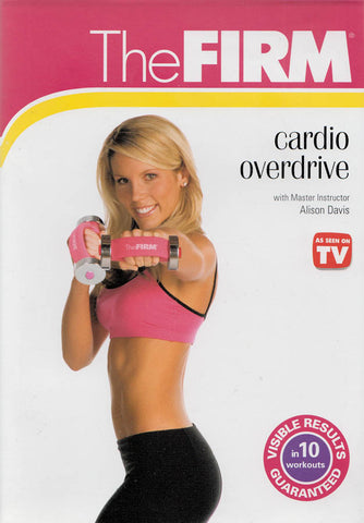 The Firm - Cardio Overdrive DVD Movie