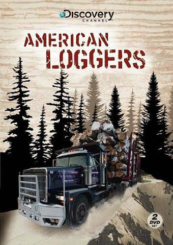 American Loggers DVD Movie