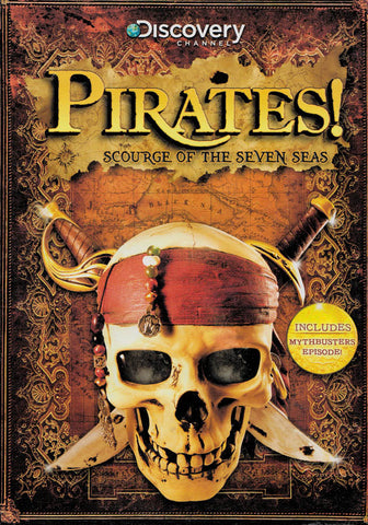 Pirates! Scourge Of The Seven Seas DVD Movie