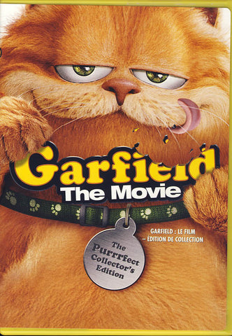 Garfield - The Movie - The Purrrfect Collector s Edition (Bilingual) DVD Movie