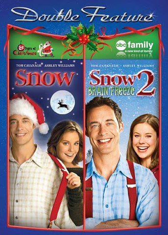 Snow/Snow 2 - Brain Freeze (Double Feature) DVD Movie