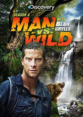 Man vs Wild - Season Four (4) (Boxset)