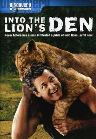 Into the Lion's Den DVD Movie