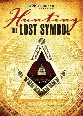 Hunting the Lost Symbol (Discovery Channel) DVD Movie
