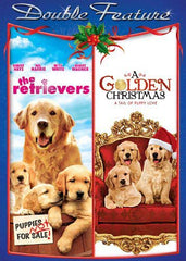 A Golden Christmas/The Retrievers (Double Feature)