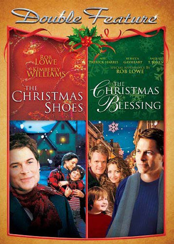 The Christmas Shoes/The Christmas Blessing (Double Feature) DVD Movie