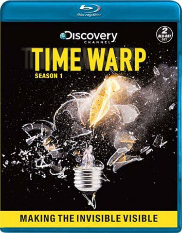 Time Warp - Season One (1) (Blu-ray) BLU-RAY Movie